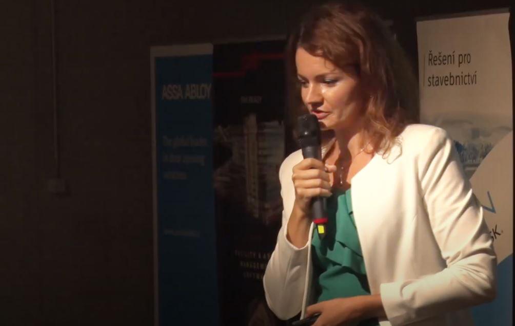 ZÁZNAM Z KONFERENCE BIM OPEN - přednáška Ing. arch. Miriam Muroňové